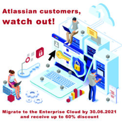 Data residency in Europe (AWS) ⇒ Up to 60% loyalty discount for all existing server customers with 1000+ users or more (promotion until 6/30/2021). Contact us for your tailored offer!
